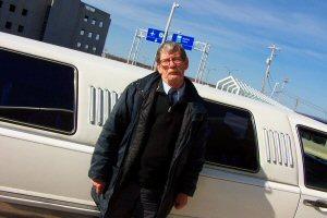 Bob, our limo driver.
