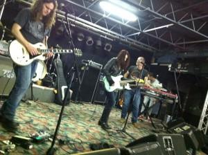 My fantastic band!