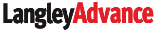 Langley Advance logo