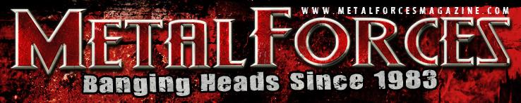 Metal Forces logo
